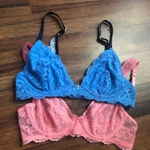 Sexy lace bras!